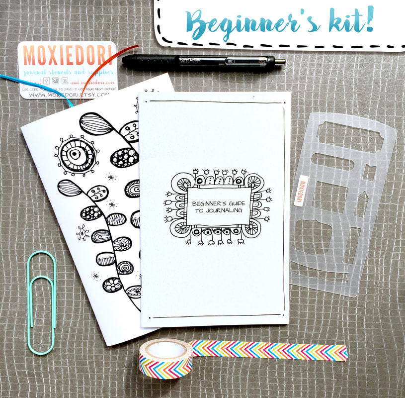 MoxieDori Bullet Journal Beginners Kit